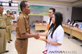 Tanah Laut receives 18 internship doctors