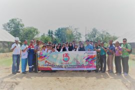 Pertamina Tanjung Tabalong Kembangkan Kolam Ekowisata