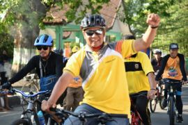 Paman Birin Harumkan Banua - Raih Anugerah Penghargaan di HAORNAS 2018