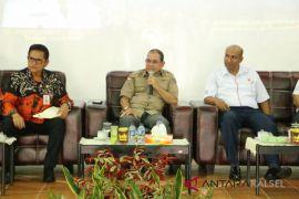 Bupati kunjungi perusahaan perkebunan kelapa sawit PT.BSS