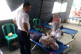 Dishub Kotabaru peduli korban gempa NTB
