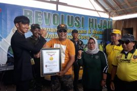 S Kalimantan govt wins MURI, Governor said as extraordinary