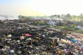 Sekda pimpin bersih-bersih hari bebas sampah