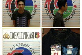 Polisi tangkap pria pengangguran miliki sabu-sabu