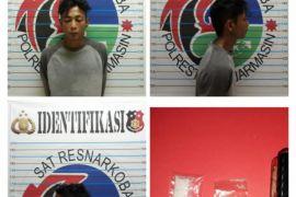 Polisi tangkap pengedar sabu-sabu usai bertransaksi