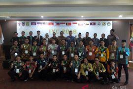 Lima negara hadiri pertemuan pemuda  muslim ASEAN