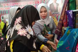 One hour, Pagatan woven cloth sold 20 pieces