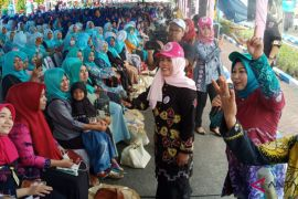 2,053 pregnant women in South Kalimantan win MURI
