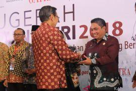 Banjarbaru wins the 2018 Pandu Negeri award