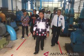 Wali kota: Banjarmasin belum krisis air bersih