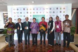 Banjarmasin tuan rumah Konferensi Internasional  Lingkungan Berkelanjutan