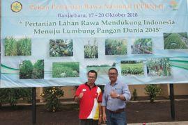 Balitra gelar pekan pertanian lahan rawa nasional
