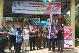 KPU HST launching Gerakan Melindungi Hak Pilih