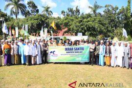 1.500 santri ikuti upacara Hari Santri 2018