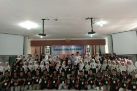 Ratusan peserta ikuti gebyar Literasi Balai Bahasa