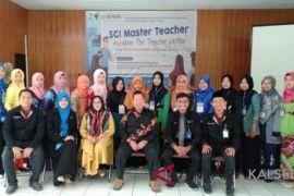 Sekolah Guru Indonesia Master Teacher Membuka Program di HST