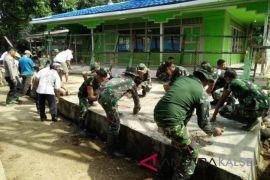 Kades Lok Bahan Padang Batung dukung penuh TMMD