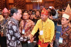 Jokowi: Sektor kelapa Sawit membanggakan jadikan Indonesia produsen terbesar dunia