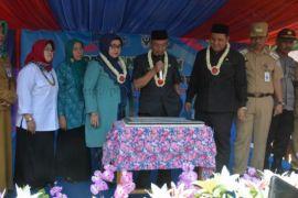 Bupati Banjar resmikan Kampung KB ke 4