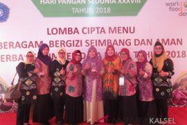 PKK dapat Penghargaan Tingkat Nasional