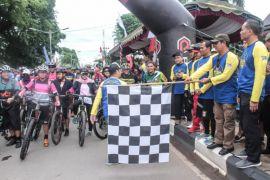 Lima ribu pesepeda ikuti MTB Tala 2018
