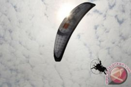 75 peterjun ikuti Internasional Open Parachuting Championship 2018 di Manado