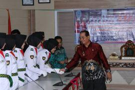 HSS berangkatkan anggota Paskibra wawasan kebangsaan ke Jawa Timur