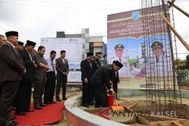 Achmad Fikry : Pembangunan monumen tugu motivasi pertahankan Adipura