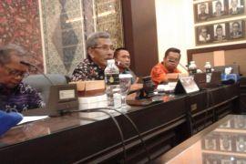 Wartawan DPRD Jatim dan Kalsel kerja sama