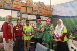 Adaro's assisted villages exhibit for first time