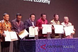 Wali Kota Tandatangani Kesepakatan Pengembangan Ekonomi Kreatif