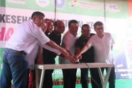 Tabalong with Adaro launch free from open defecation movement