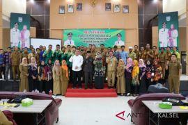 Ratusan Aparatur Desa dilatih manajemen pemerintahan
