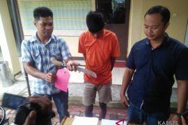 Pencuri spesialis kotak amal masjid ditangkap