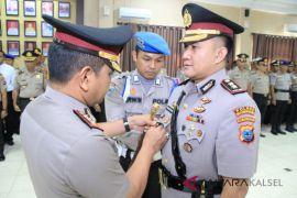 AKBP Rahmat siap bantu tugas Kapolresta Banjarmasin