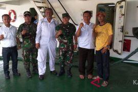 Mayor Tandra langsung ke Palu kawal bantuan