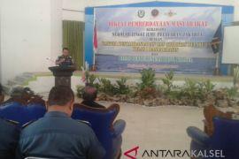 KSOP Banjarmasin gelar Diklat pemberdayaan Masyarakat