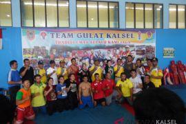 Gulat - tiga atlet Kalsel gabung Timnas ke Philipina