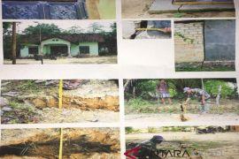 Rumah rusak dikepung tambang, warga Desa Banjarsari terpaksa mengungsi
