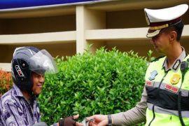 6.853 pengendara ditilang dalam Operasi Zebra Intan