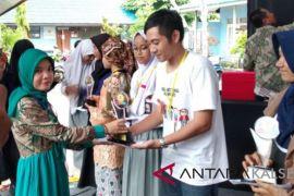 Bakisah Banjar semarakkan Pekan Dies Natalis STKIP-PGRI Banjarmasin