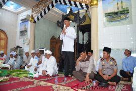 Wabup hadiri peringatan Maulid di Pulau Sugara