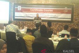 ICRC-UIN Antasari  gelar kursus Hukum Humaniter Internasional