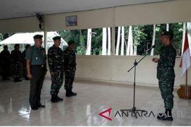 Tiga Perwira TNI Kodim 1002/Barabai dipindah jabatan
