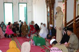 Bupati ajak masyarakat makmurkan Masjid