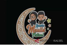 Kominfo Gelar Amuntai Maulid Festival 2018
