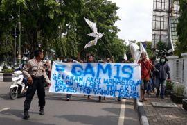 GAMIS Kalsel menuntut Capres dan Cawapres harus empati terhadap Palestina