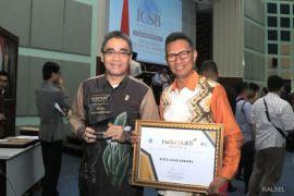 Banjarbaru Raih Penghargaan Natamukti Nindya