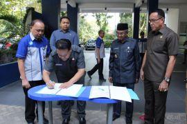 PDAM Intan Banjar bangun jaringan pipa 6.450 meter