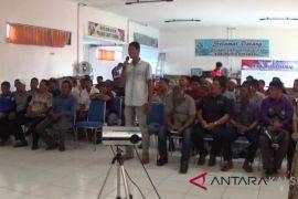 Dinas Perikanan Kotabaru damaikan nelayan dua desa